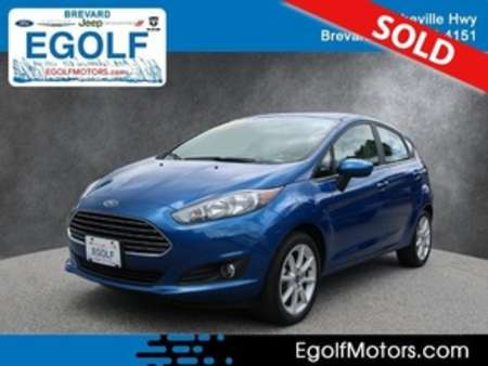 2019 Ford Fiesta SE for Sale  - 10980  - Egolf Motors