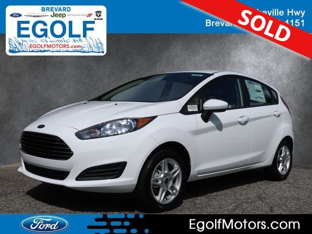 2018 Ford Fiesta  - Egolf Motors