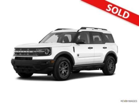 2021 Ford Bronco Sport BADLANDS 4X4 for Sale  - 5307  - Egolf Motors