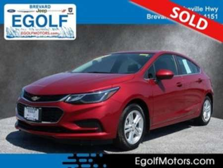 2017 Chevrolet Cruze LT Auto for Sale  - 7698  - Egolf Motors