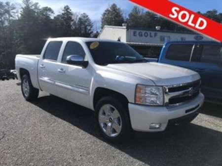 2011 Chevrolet Silverado 1500 LTZ 4x4 4WD Crew Cab for Sale  - 10947A  - Egolf Motors