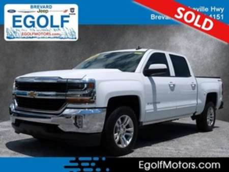 2016 Chevrolet Silverado 1500 LT 4WD Crew Cab for Sale  - 7707  - Egolf Motors