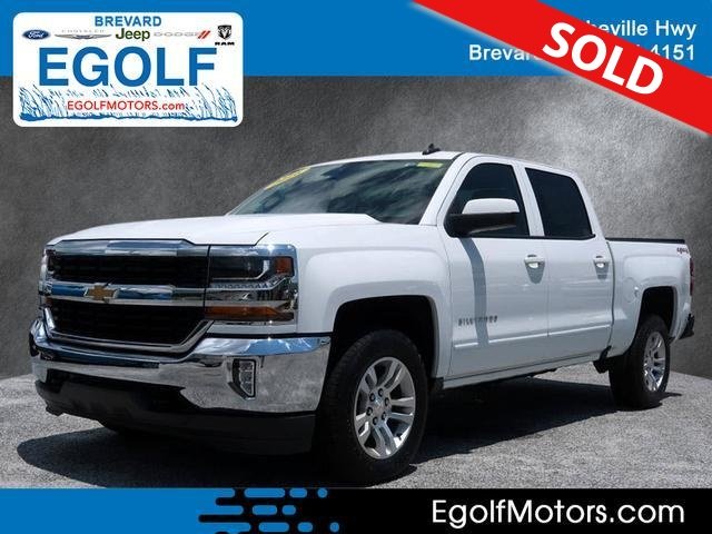 2016 Chevrolet Silverado 1500  - Egolf Motors
