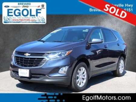 2018 Chevrolet Equinox LT AWD for Sale  - 11033  - Egolf Motors
