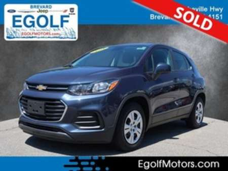 2018 Chevrolet Trax LS for Sale  - 10842  - Egolf Motors
