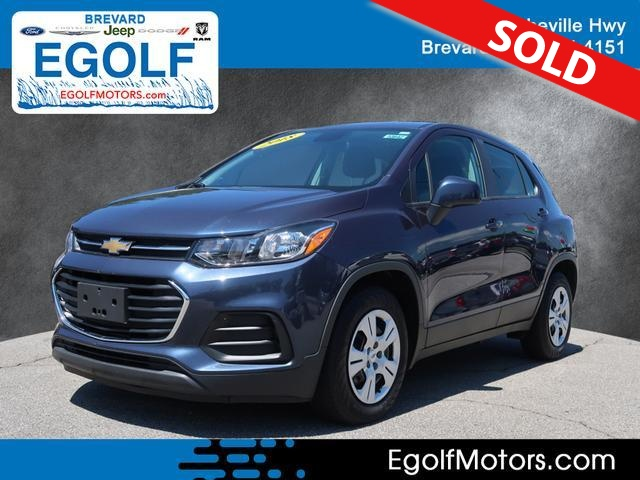 2018 Chevrolet Trax  - Egolf Motors