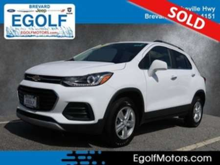 2017 Chevrolet Trax LT AWD for Sale  - 10848  - Egolf Motors