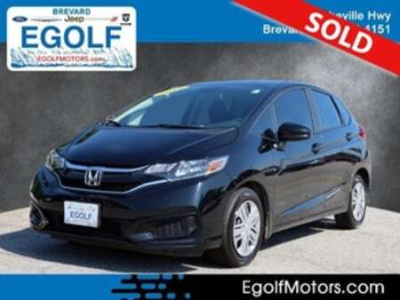 2019 Honda Fit LX for Sale  - 5238A  - Egolf Motors