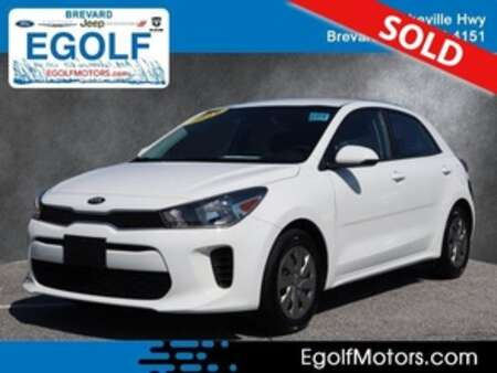 2019 Kia Rio 5-Door S for Sale  - 11016  - Egolf Motors