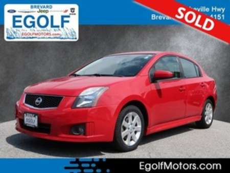 2012 Nissan Sentra 2.0 SR for Sale  - 10832A  - Egolf Motors