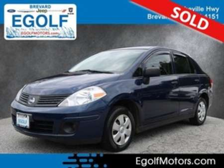 2011 Nissan Versa 1.6 for Sale  - 21734C  - Egolf Motors