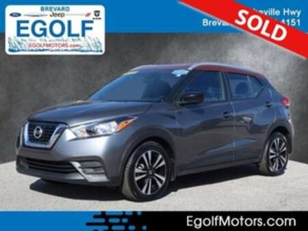 2018 Nissan Kicks SV for Sale  - 21978A  - Egolf Motors