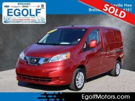 2020 Nissan NV200 Compact Cargo SV for Sale  - 82474A  - Egolf Motors
