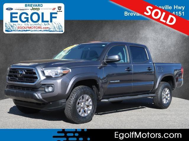 2018 Toyota Tacoma  - Egolf Motors