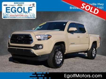 2019 Toyota Tacoma 4WD SR5 V6 for Sale  - 5080A  - Egolf Motors