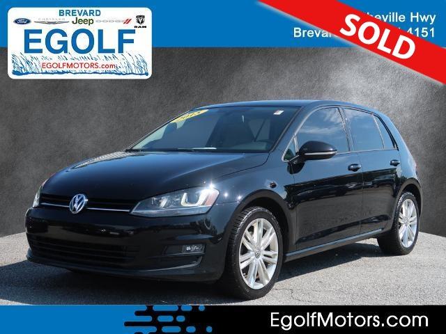 2015 Volkswagen Golf  - Egolf Motors