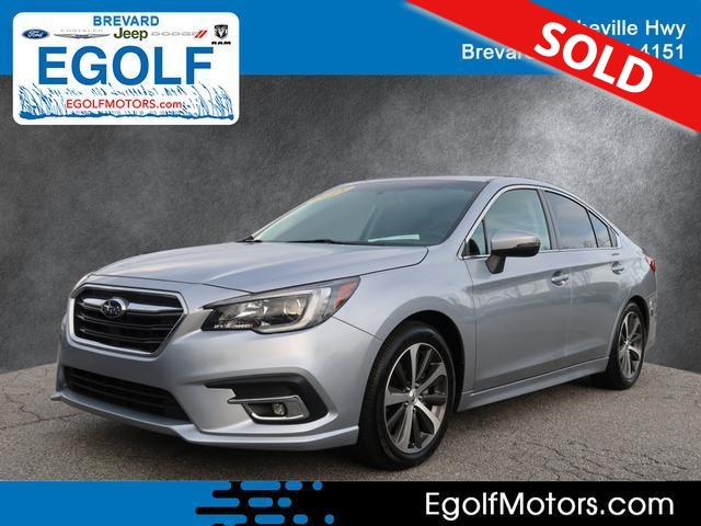 2018 Subaru Legacy  - Egolf Motors