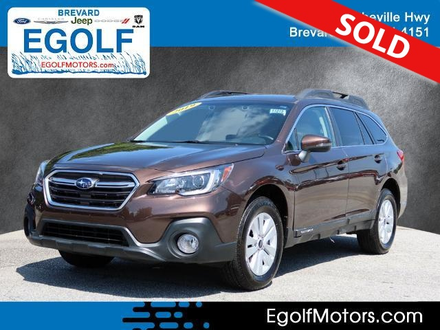 2019 Subaru Outback  - Egolf Motors