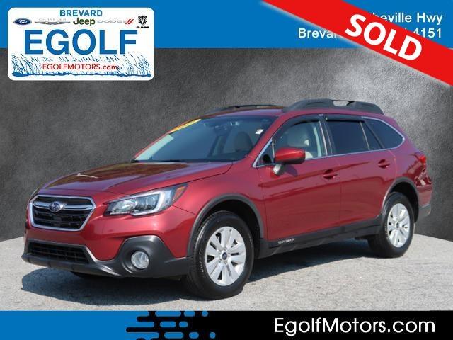 2019 Subaru Outback  - Egolf Motors