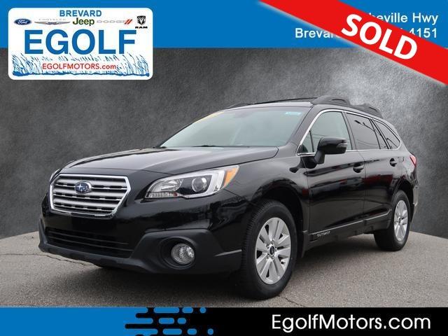 2017 Subaru Outback  - Egolf Motors