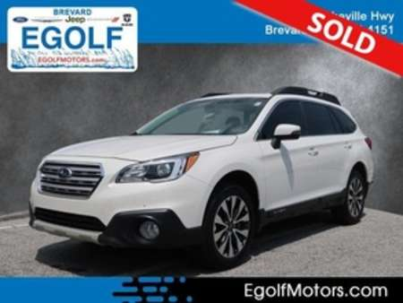 2017 Subaru Outback 2.5i Limited for Sale  - 21778A  - Egolf Motors