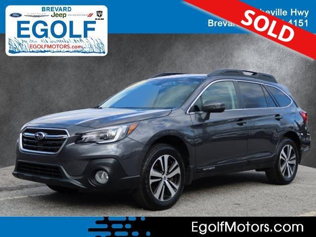 2018 Subaru Outback  - Egolf Motors
