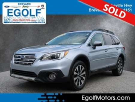 2016 Subaru Outback 2.5i Limited for Sale  - 21762B  - Egolf Motors