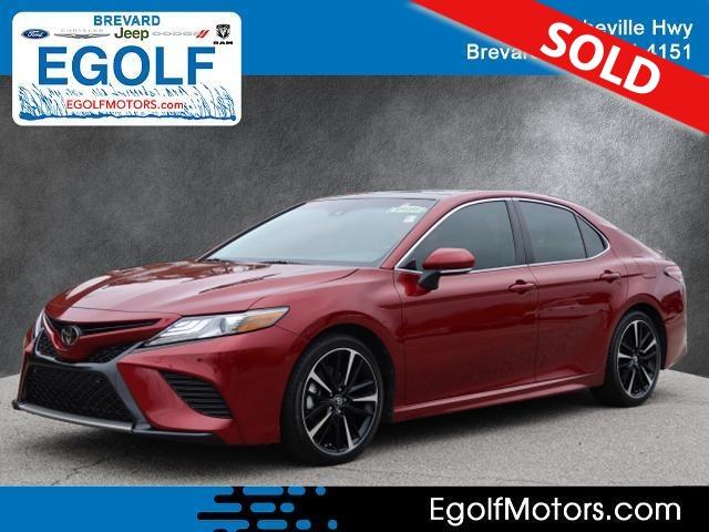 2018 Toyota Camry  - Egolf Motors