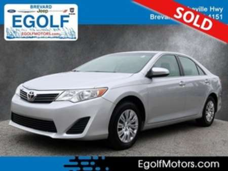 2014 Toyota Camry L for Sale  - 10906A  - Egolf Motors
