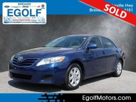 2011 Toyota Camry LE for Sale  - 82284A  - Egolf Motors