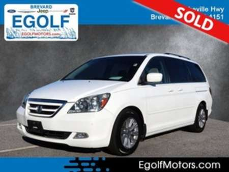 2007 Honda Odyssey Touring for Sale  - 21795B  - Egolf Motors