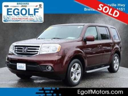 2015 Honda Pilot EX-L 4WD for Sale  - 82427B  - Egolf Motors