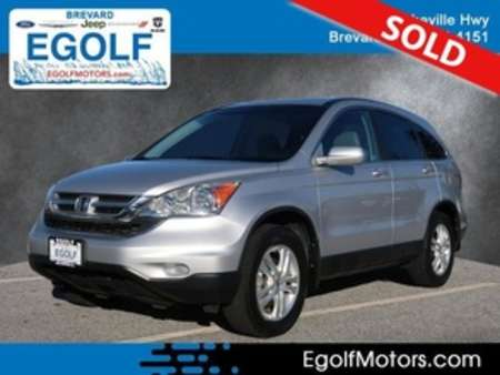 2011 Honda CR-V EX-L 2WD for Sale  - 10860A  - Egolf Motors
