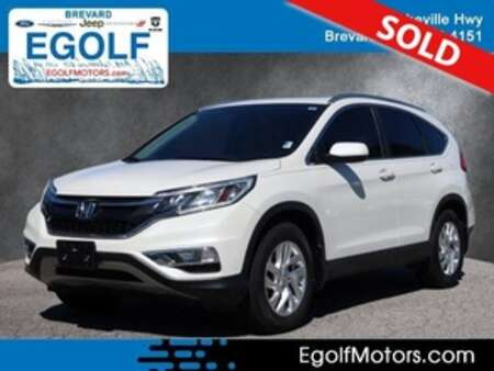2015 Honda CR-V EX-L 2WD for Sale  - 5201B  - Egolf Motors