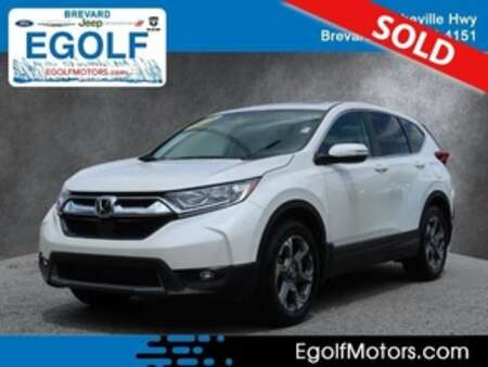 2018 Honda CR-V EX 2WD for Sale  - 21718A  - Egolf Motors