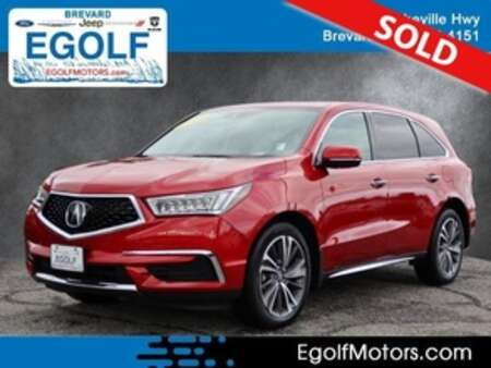 2019 Acura MDX 3.5L Technology Package SH-AWD for Sale  - 10968A  - Egolf Motors