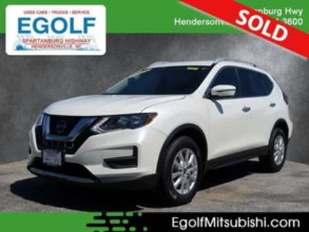 2017 Nissan Rogue SV AWD for Sale  - 7726  - Egolf Motors