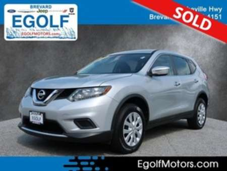 2014 Nissan Rogue S AWD for Sale  - 21745A  - Egolf Motors