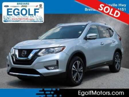 2018 Nissan Rogue SL AWD for Sale  - 21911C  - Egolf Motors