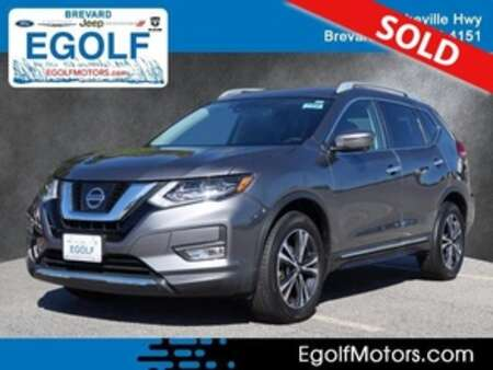 2017 Nissan Rogue SL AWD for Sale  - 11040  - Egolf Motors
