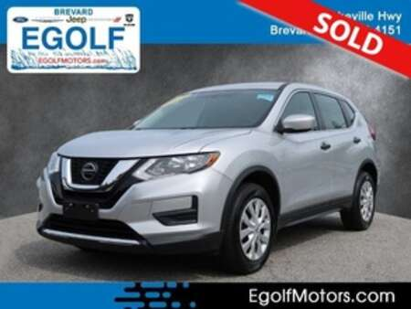 2018 Nissan Rogue S AWD for Sale  - 11014  - Egolf Motors
