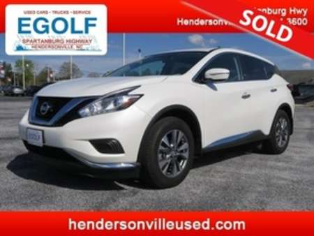 2015 Nissan Murano S for Sale  - 7472  - Egolf Motors
