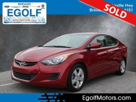 2013 Hyundai Elantra GLS for Sale  - 10873A  - Egolf Motors