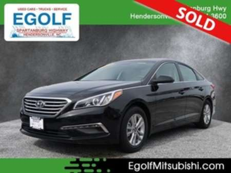 2015 Hyundai Sonata SE for Sale  - 7696A  - Egolf Motors