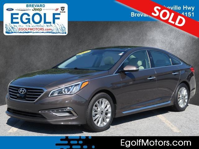2015 Hyundai Sonata  - Egolf Motors