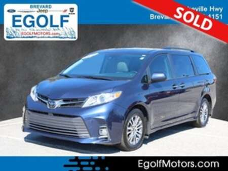 2020 Toyota Sienna XLE 8-Passenger for Sale  - 11002A  - Egolf Motors