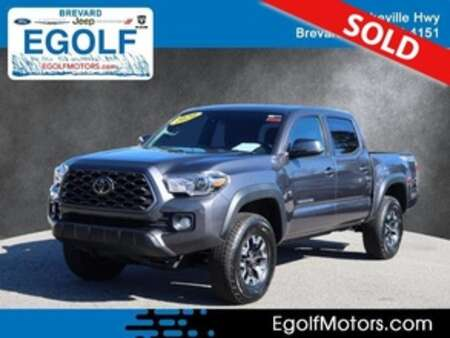 2020 Toyota Tacoma 4WD TRD Off-Road for Sale  - 82476  - Egolf Motors