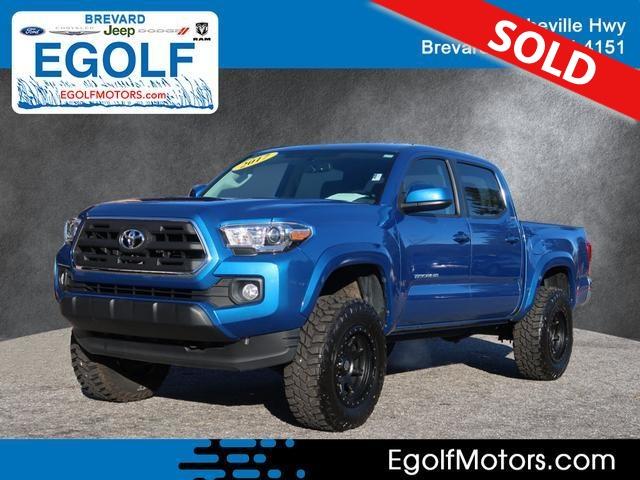 2017 Toyota Tacoma  - Egolf Motors