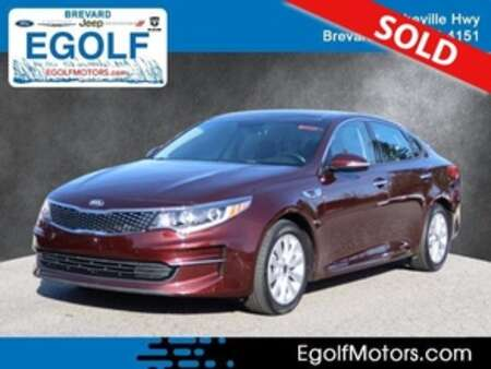 2016 Kia Optima EX for Sale  - 82438  - Egolf Motors