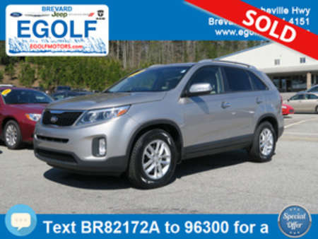 2015 Kia Sorento LX for Sale  - 82172A  - Egolf Motors